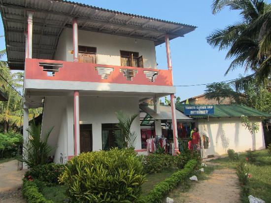 Kismet Rest Mirissa : Kismet Rest Guest House near Mirissa Beach
