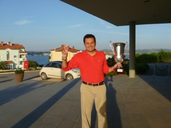 Golf Club Adriatic: We are the champions...my friend!