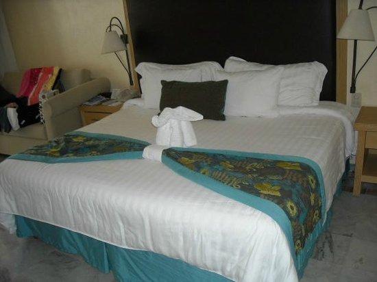 Samba Vallarta All Inclusive : Towel Animals from maid