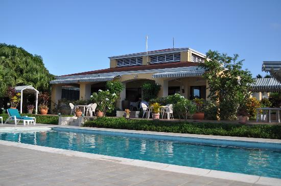 The Restaurant at The Mount Nevis Hotel