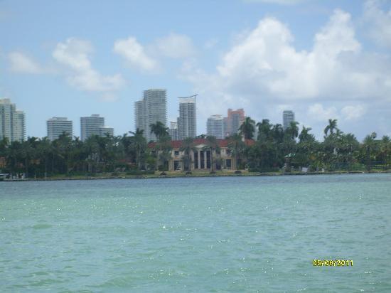 South Beach Plaza Villas : Miami vista dal porto