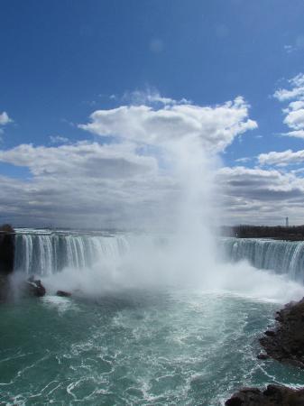 Hilton Garden Inn Toronto / Burlington: Niagarafälle