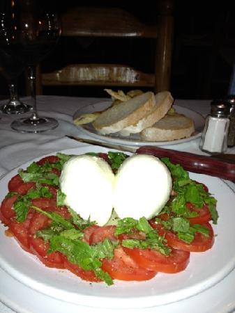 Cafe Santa Fe: caprese salad - excellent