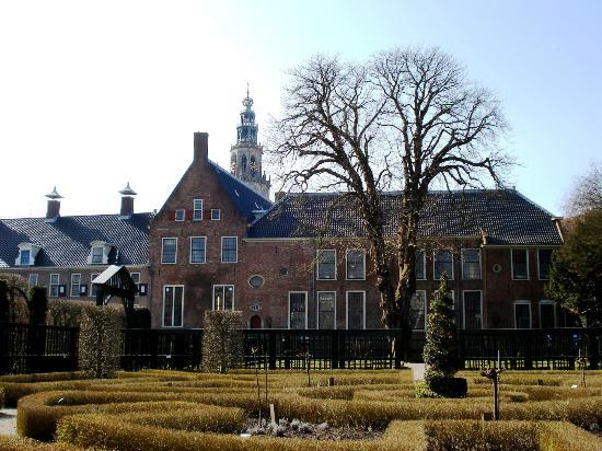 Groningen, Holandia: Prinsenhof