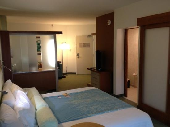 SpringHill Suites Cincinnati Midtown: room
