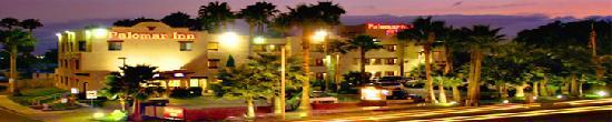 Palomar Inn: www.palomarinnchulavista.com