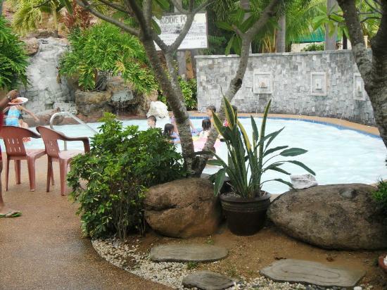St Agatha Resort: kiddie pool