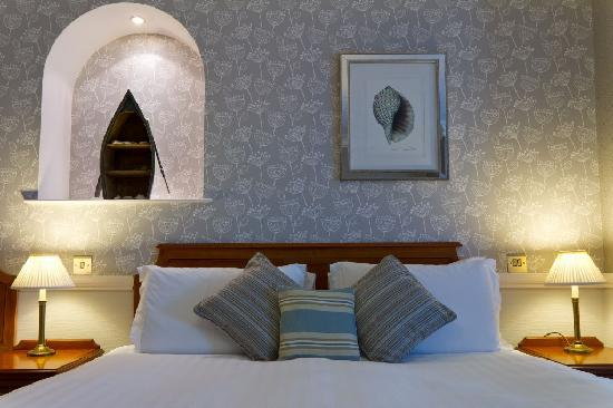 Watersmeet Hotel: To ensure a good nights sleep....