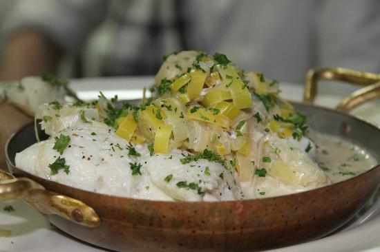 Restaurant Le Chou-Bruxelles : plat