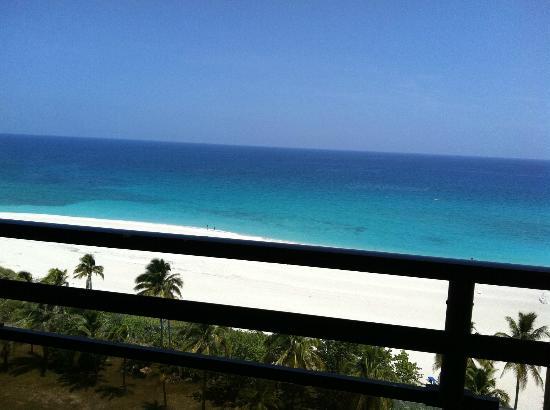 BelleVue BeachFun4Life Puntarena: la vue de notre chambre ! woaw!