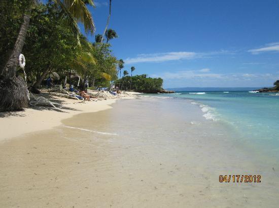 Luxury Bahia Principe Cayo Levantado Don Pablo Collection: The Quiet beach.