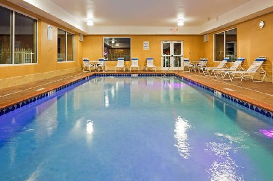 Holiday Inn Express Hotel & Suites Somerset Central: Pool, Indoor and heated