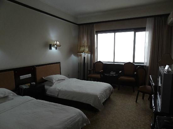 Mushitage Hotel : Twin room
