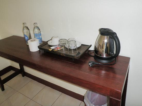 The One Residence : Free coffe and water