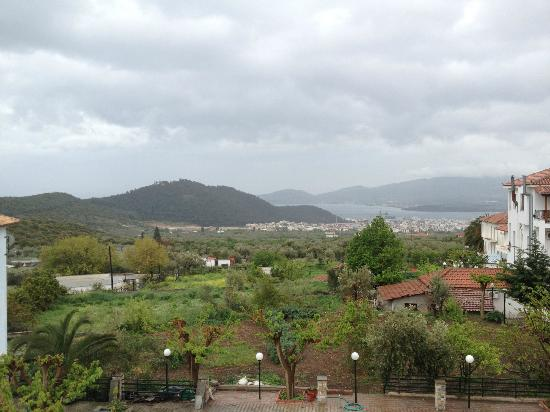 Defkalion Hotel: View