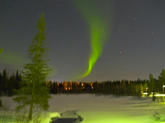 Levi Ski Resort: Northern Lights Levi