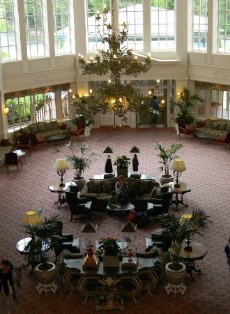 Disneyland Hotel : entrée