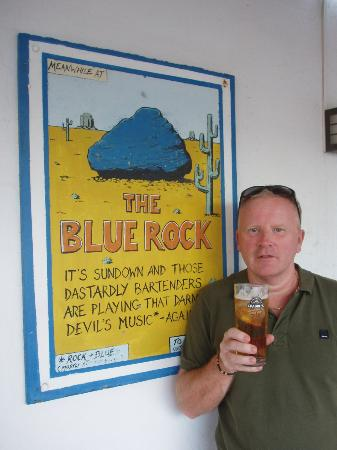 Blue Rock: Me