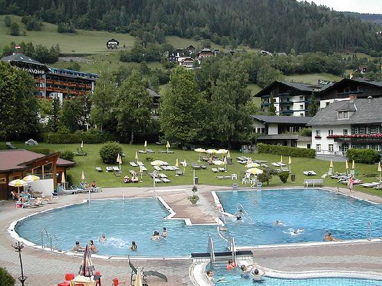 Austria: Термальные источники