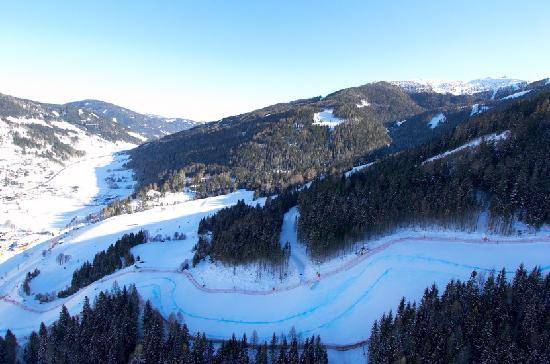 Østrig: спортивная трасса