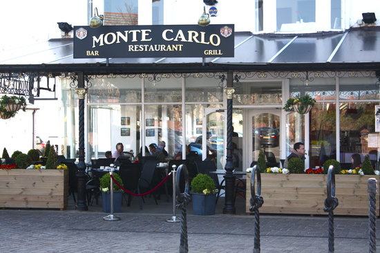 Monte Carlo Restaurant, Bar and Grill