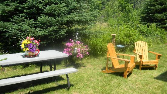 Comfort Inn Ellsworth - Bar Harbor: Picnic Area
