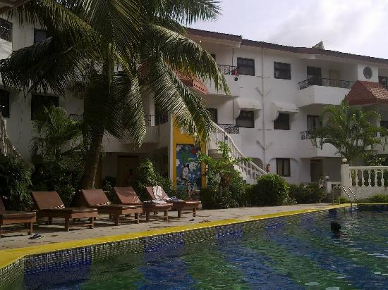 Alegria - The Goan Village: Pool