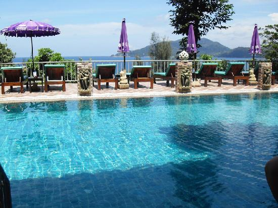 Tri Trang 5 Star Apartments: Tri Trang Pool Access