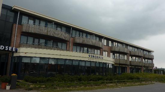 WestCord Hotel Noordsee: Voorkant Hotel
