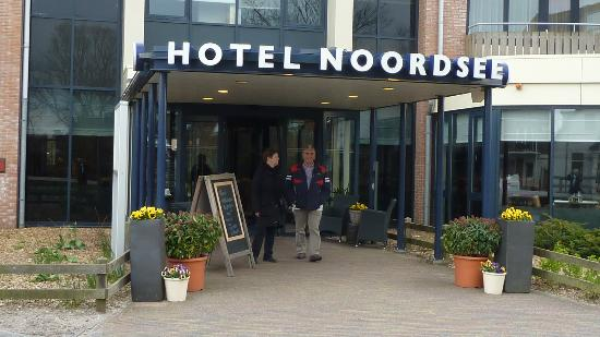 WestCord Hotel Noordsee: Ingang Hotel