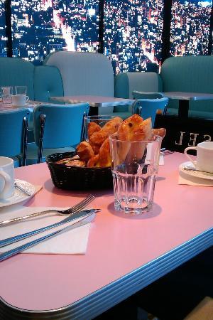 Platine Hotel: Colazione