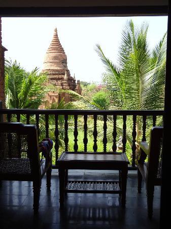 Thazin Garden Hotel : Room view