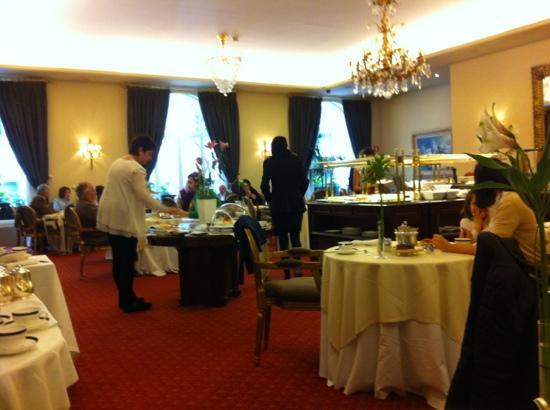 Wellington Hotel: espectacular desayuno en el hotel