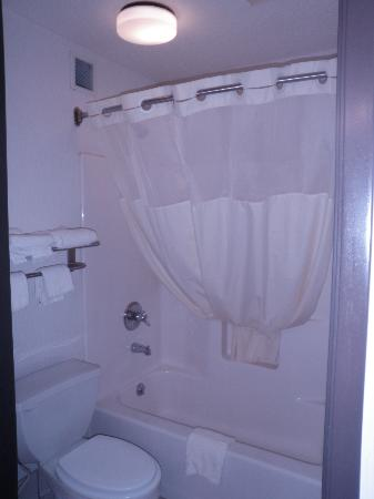 Quality Inn Columbia City: Shower