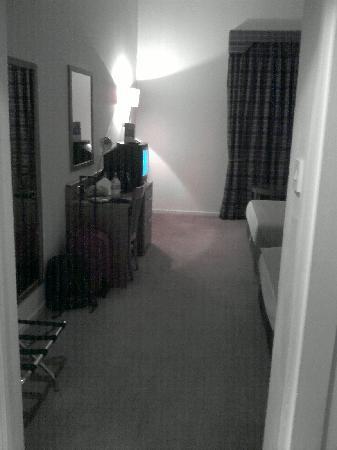 Crowne Plaza Solihull: Bedroom