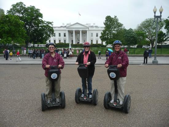City Segway Tours DC : We are now experts.