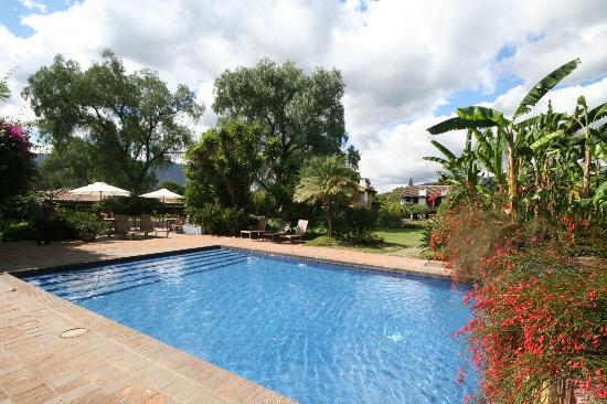 Quinta de las Flores: Pool