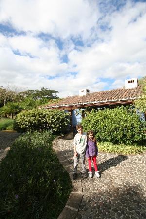 Quinta de las Flores: Our room