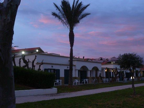 Mitsis Rodos Maris Resort & Spa: Complex from near beach