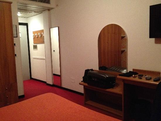 Hotel La Rocca: ingresso