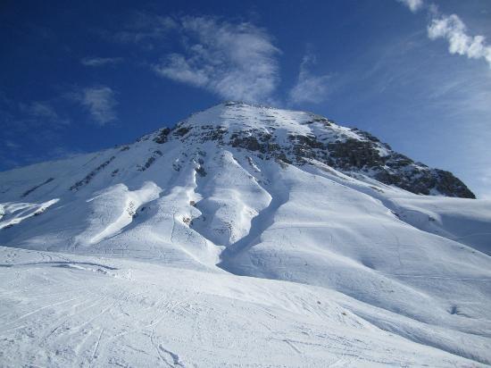 Hotel Gotthard : Lech ski area