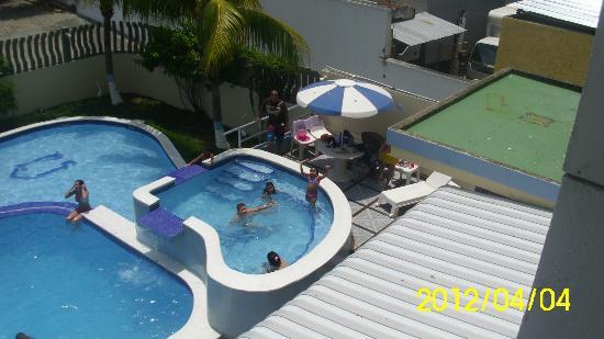 Las Quince Letras Hotel: Toma del 2do piso