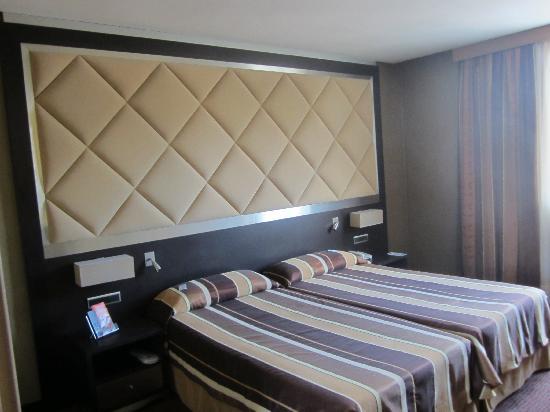 HCC St. Moritz: Beds
