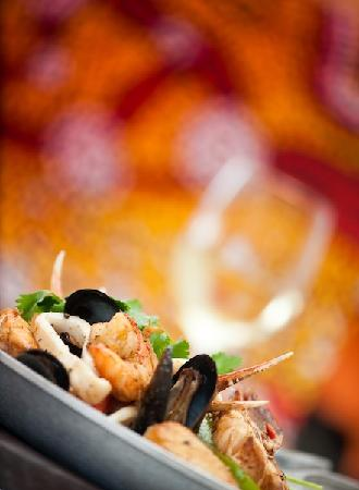 Tukka: Try our delicious Bouillabaisse Sizzle Plate!