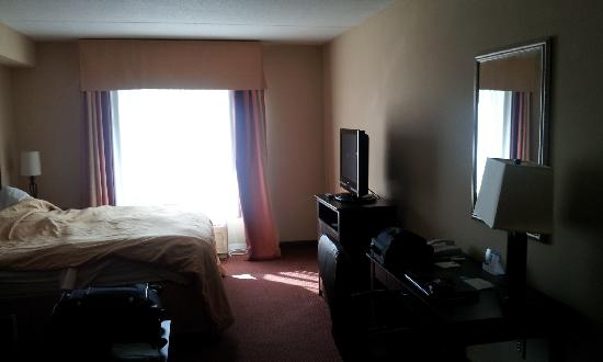 Comfort Suites East: in my room