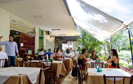 Restaurante Flor de Lotus