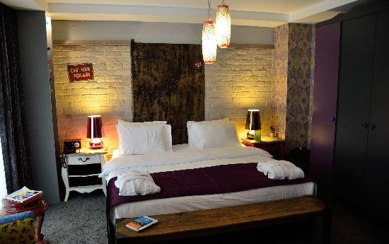 Hypnos Design Hotel: Chambre GYPSI