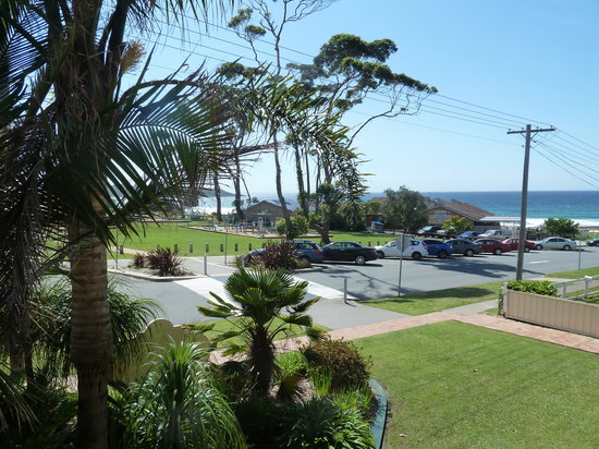 Mollymook, Australien: View from Balcony Room