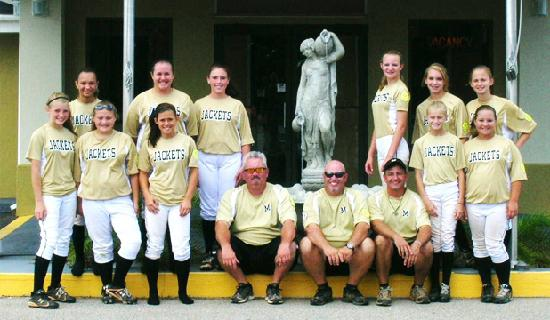 Americas Best Value Inn and Suites- Enterprise: Enterprise State Dixie Youth Softball Team At Our Hotel