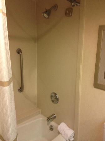 DoubleTree by Hilton Hotel Los Angeles - Norwalk: Ducha
